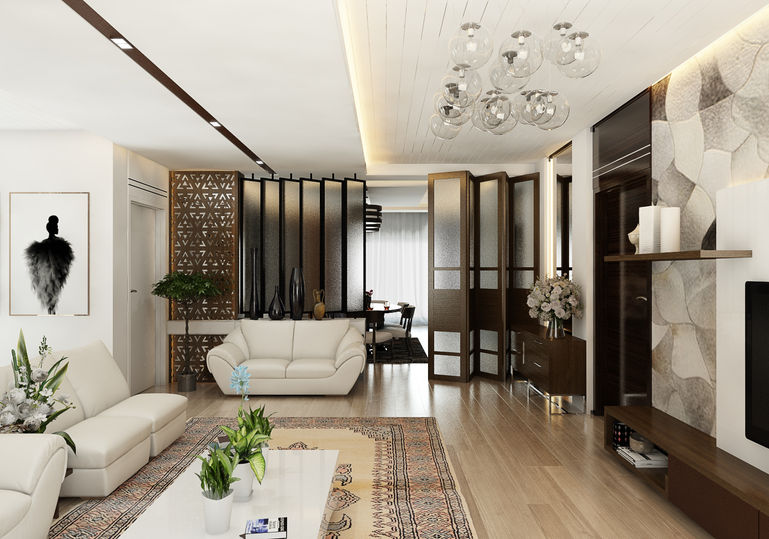 Best Solution for Small Space in Interior Design